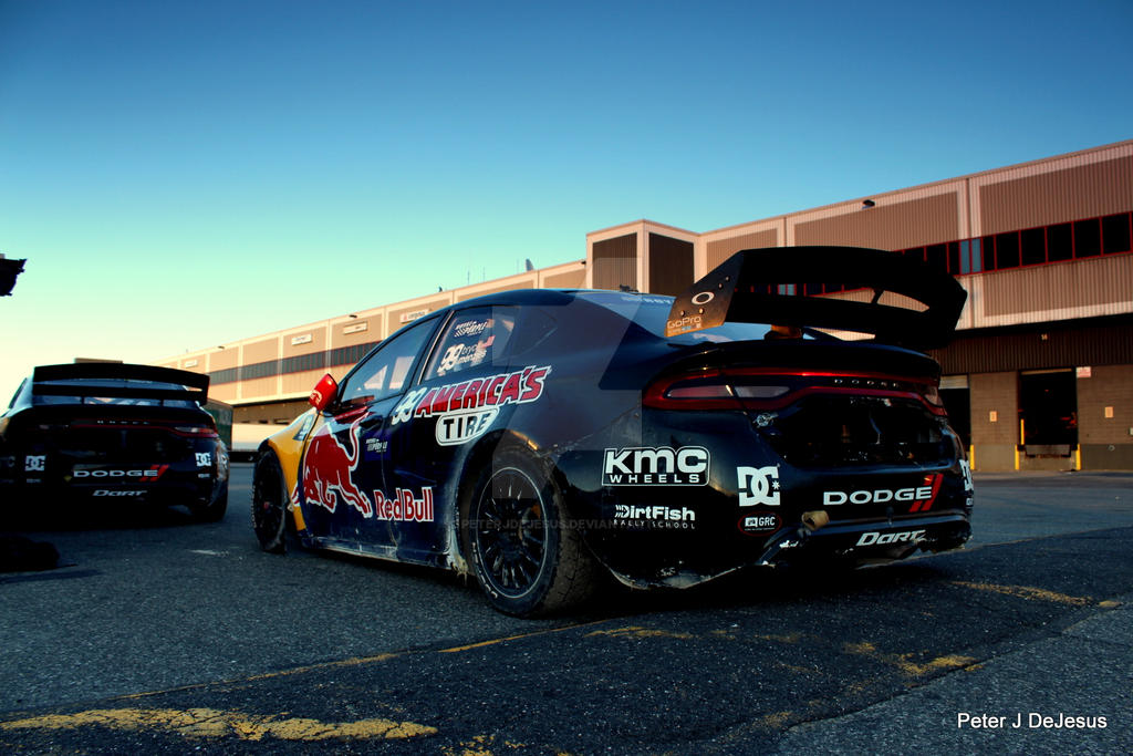 Dodge Dart Rally Car by peterjdejesus on DeviantArt