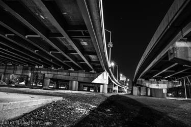 Van Wyck Underbelly by peterjdejesus