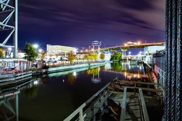 Lowe's Canal South by peterjdejesus