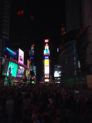 NYC: Times Square by Tri10
