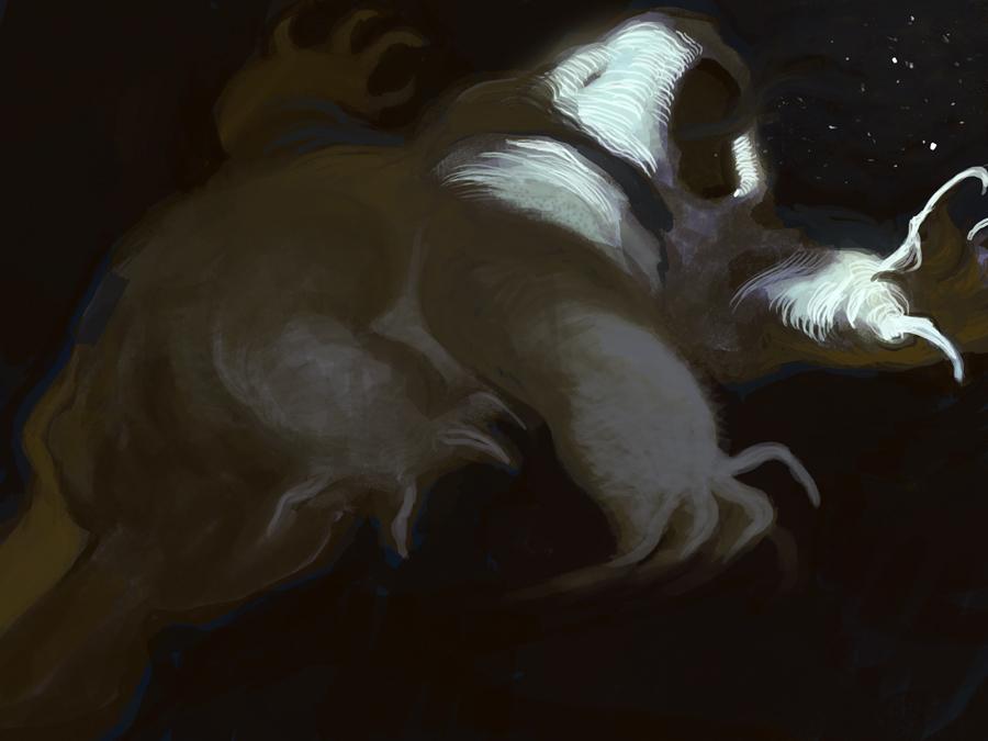Speedpaint: Extremophile. by IbenKrutt