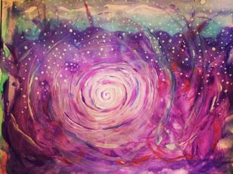A Swirl of Soul by Funkyjeanz