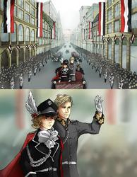 Pride of Polsterreich by HyliaBeilschmidt