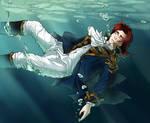 Swim And Sleep (Like a Shark) by HyliaBeilschmidt