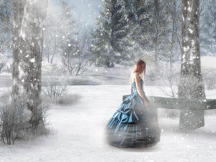 Winter by Saysamia