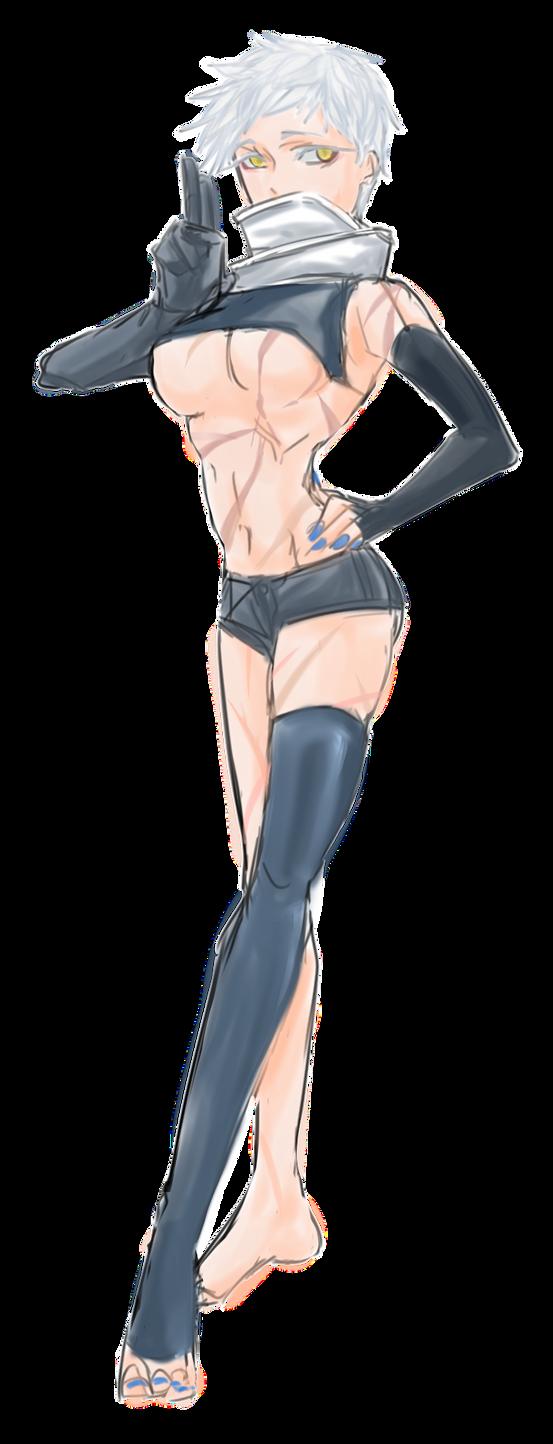 kunoichi by b-sugary