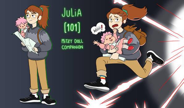 Infinitysona: Julia