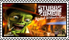 Stubbs The Zombie Stamp by White-Knuckles