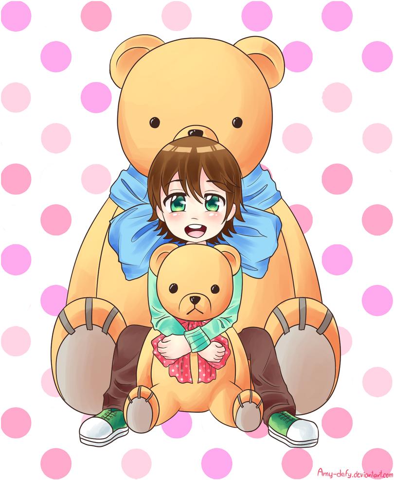 (JR) Misaki by Amy-defy