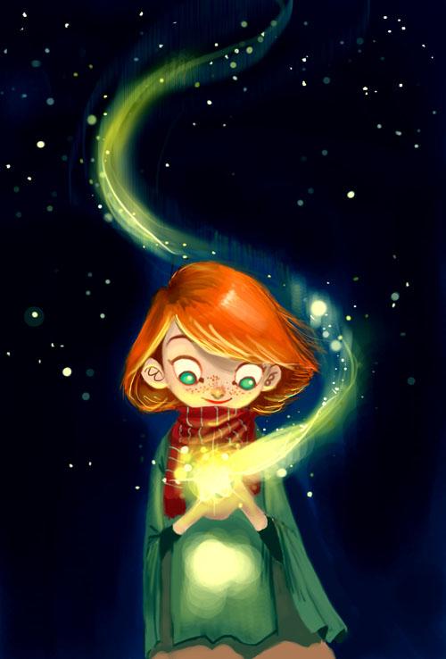 Stars by amateur1314