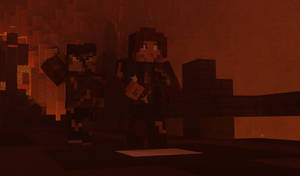 through the nether