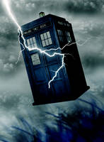 Tardis by fuck-that