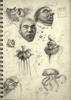 Sketchbook Junk II