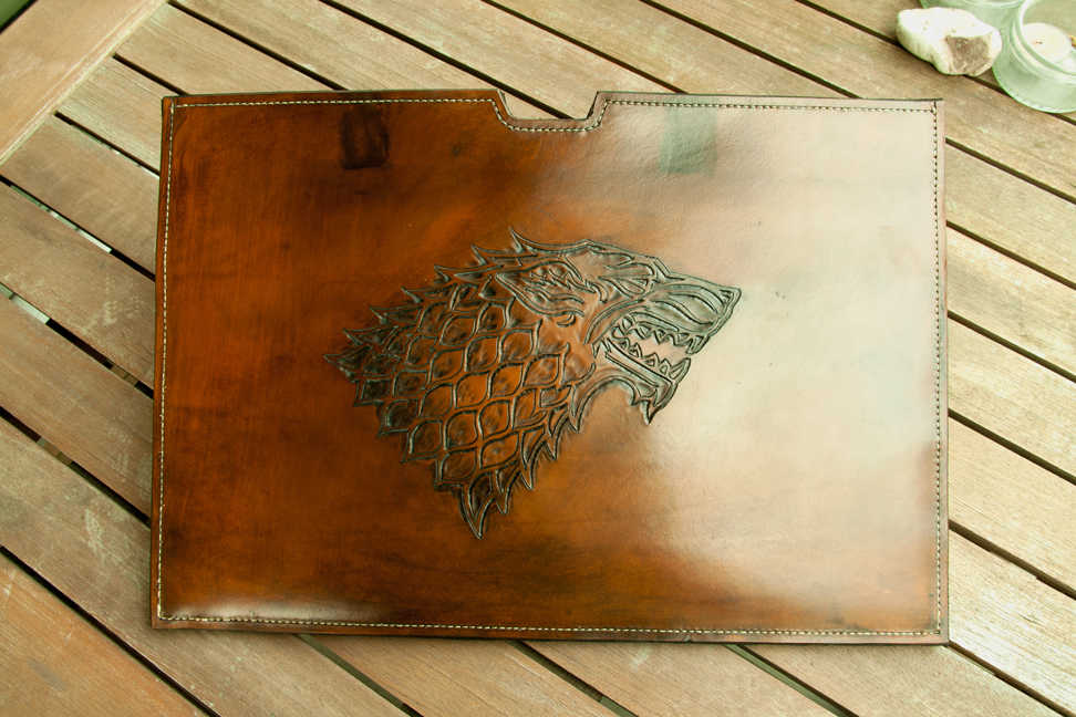 promo code 9ceab f5381 Game of Thrones - Macbook Pro Sleeve by MountainLeather on DeviantArt