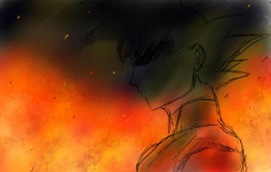 Goku Black Remake WIP