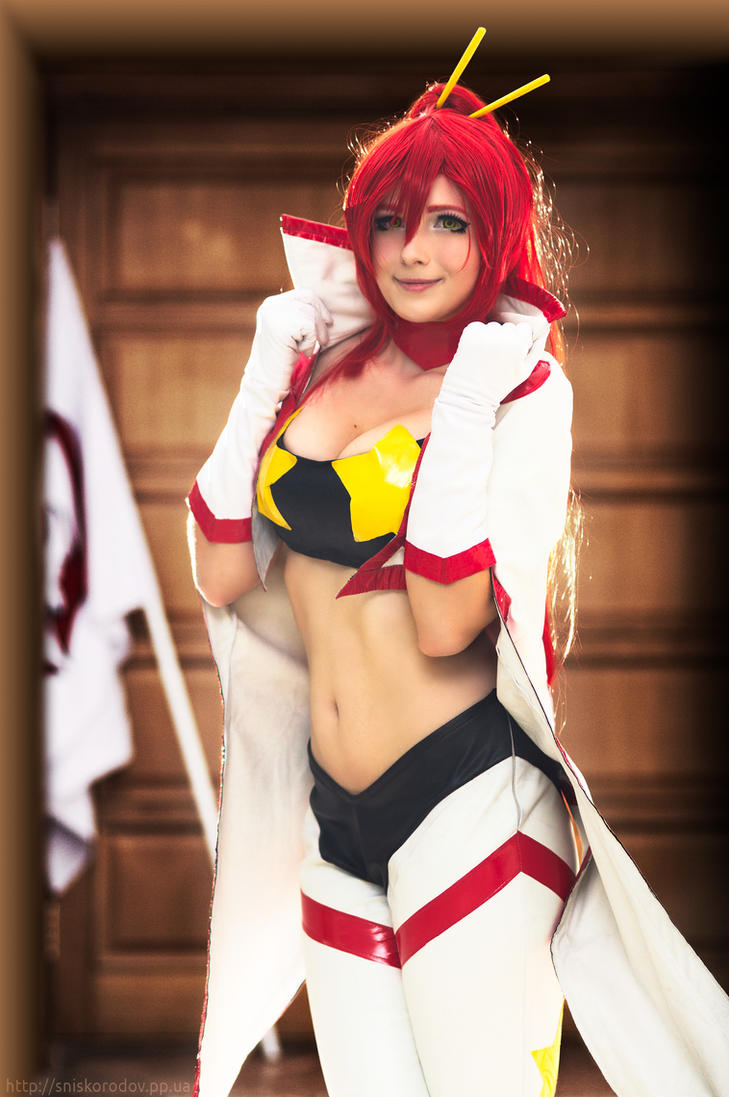 Yoko Littner (Space) by Mushroomka