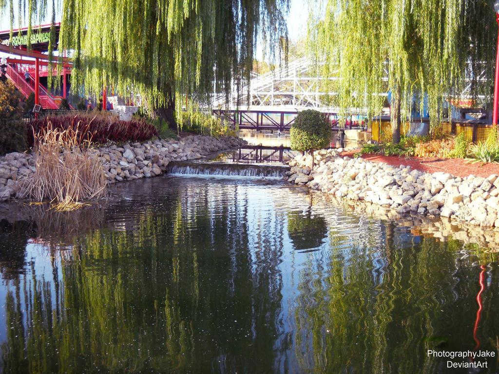 Amusement Park Paradise by PhotographyJake