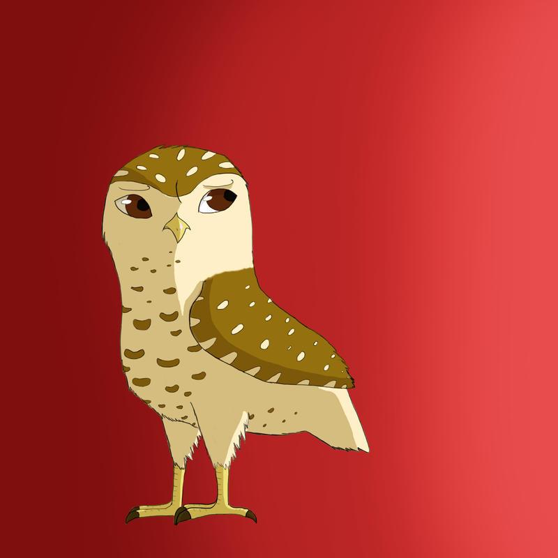 So suspicious by owlburrow