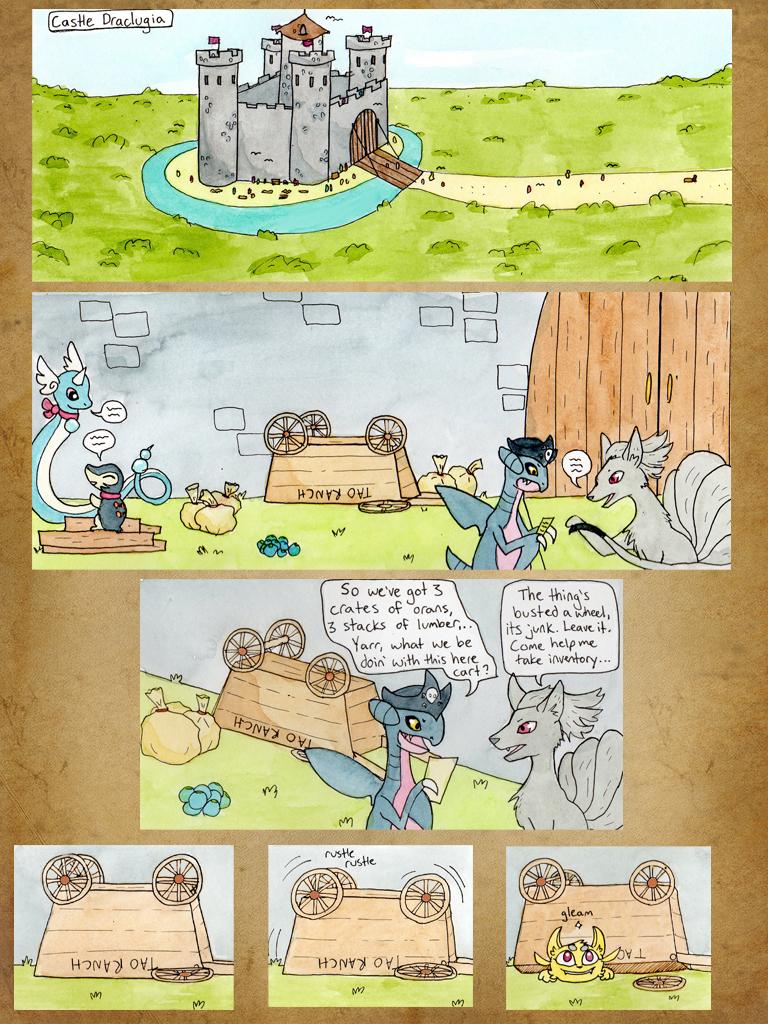 Team BHTB, M6, Page 1 by owlburrow