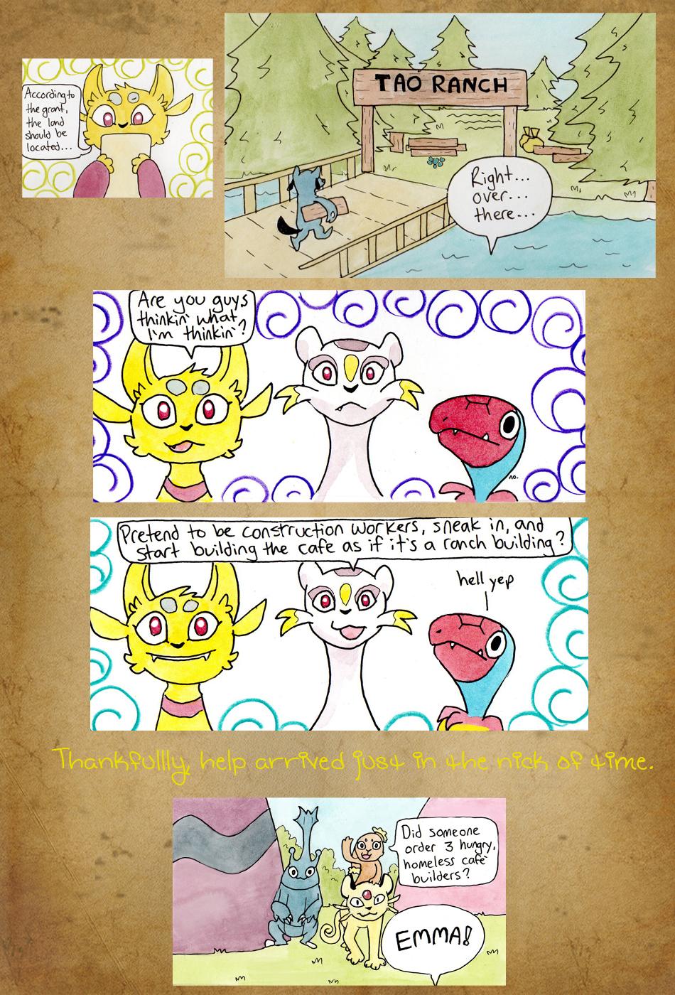 Team BHTB, M6, Page 6 by owlburrow
