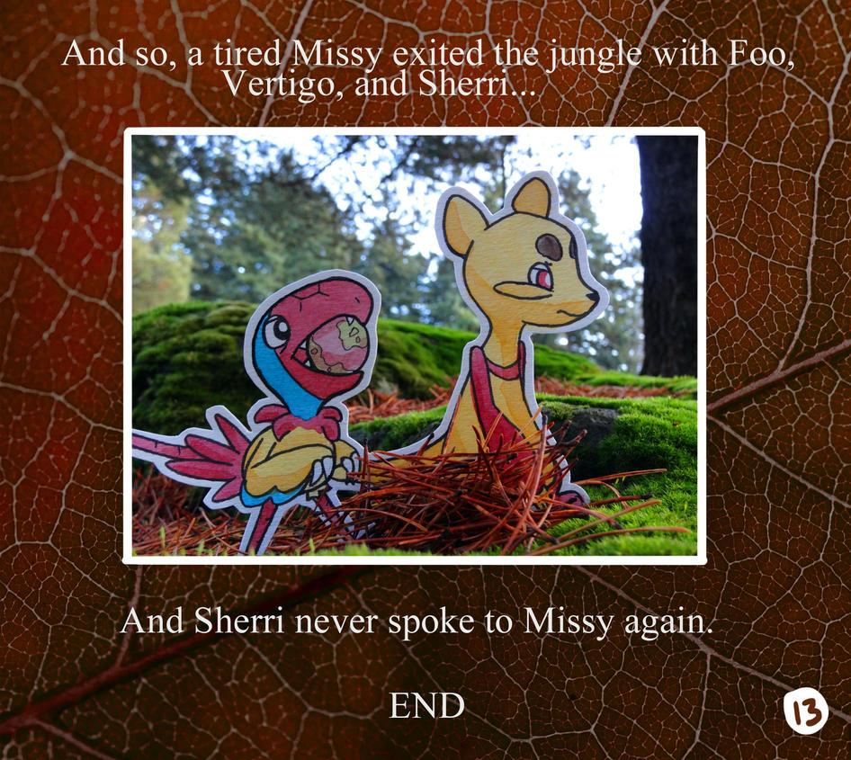 BHTB Mission 7, Missy Page 13 by owlburrow
