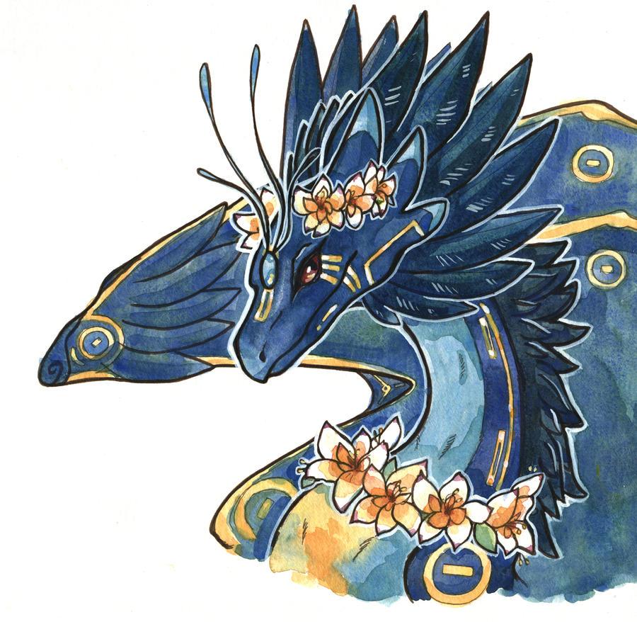Skydancer Matriarch by owlburrow
