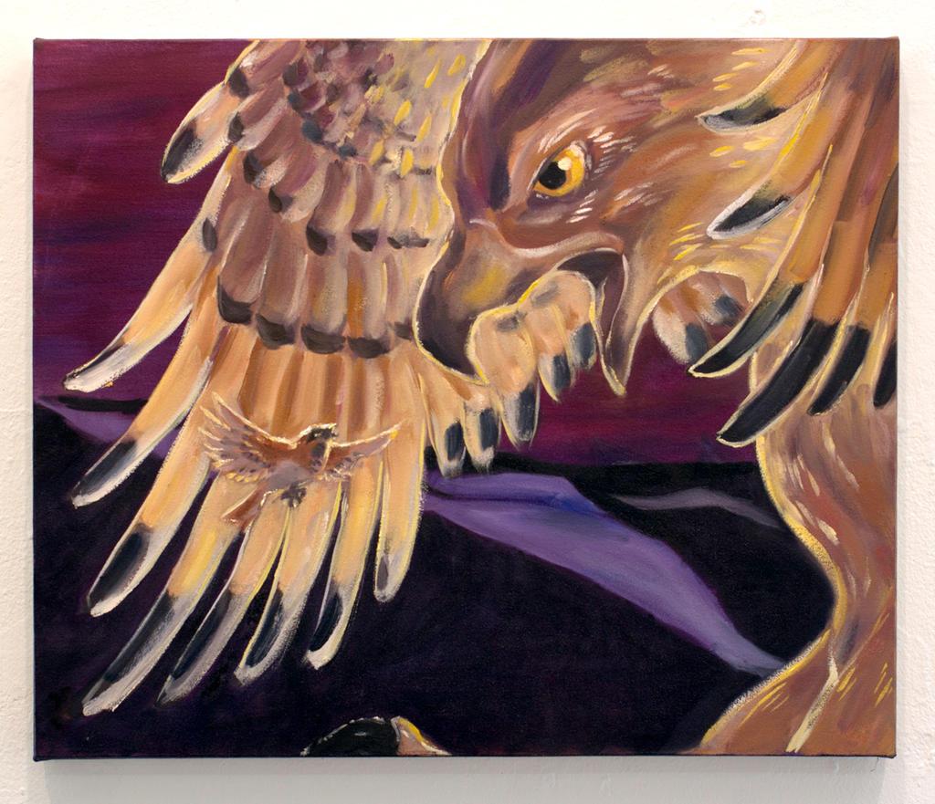 Awe by owlburrow