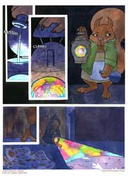 Taxicat CH 2, Page 27- Mrs. Benson's Lantern