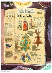Noetall's Journal: Police Bells