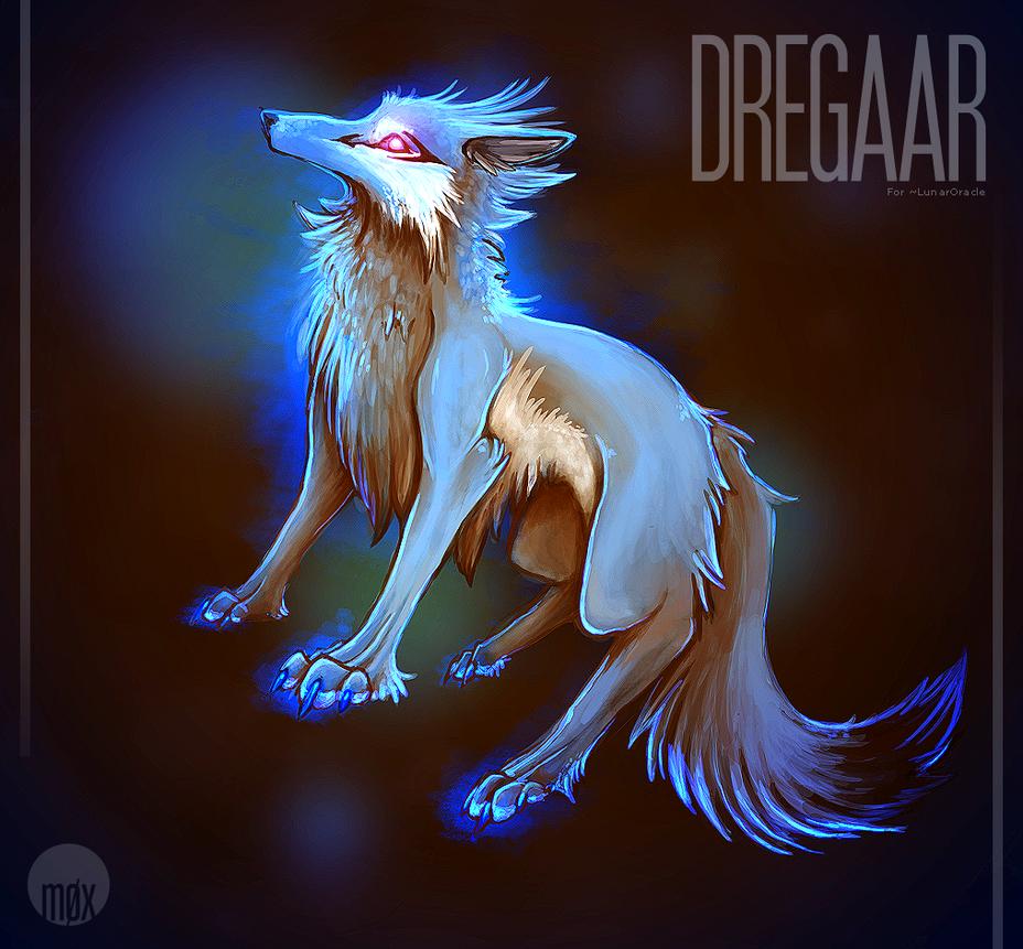 + Gift Art: Dregaar by moxiv