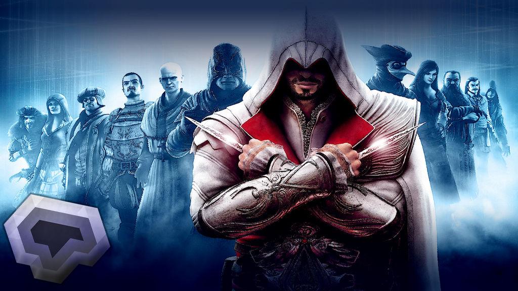 Assassins Creed Brotherhood Wallpaper By Nonstopplayer96