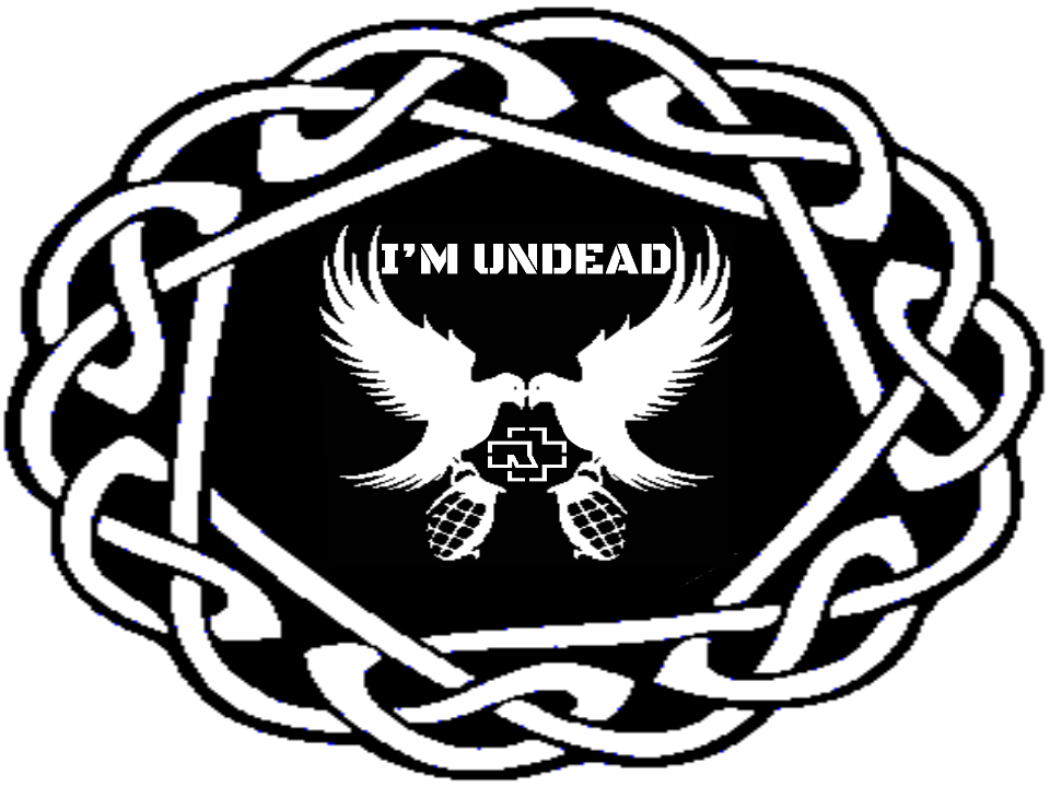 Cool Undead Symbols Clipart Library