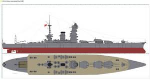Battleship A140 by Chaos-Craft999