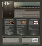 Web Design -Richard Lewis Com.