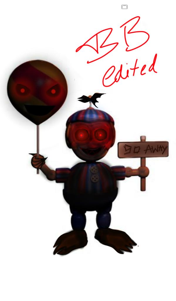 I murdered balloon boy by Rinoharra