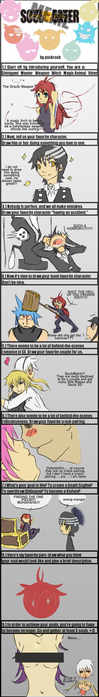Soul Eater Meme by edogori