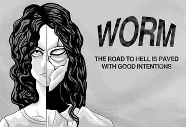 Worm Manga Style Cover
