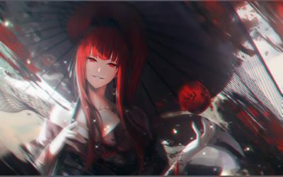 [gfx] Scarlet Orb by Decidiuouss