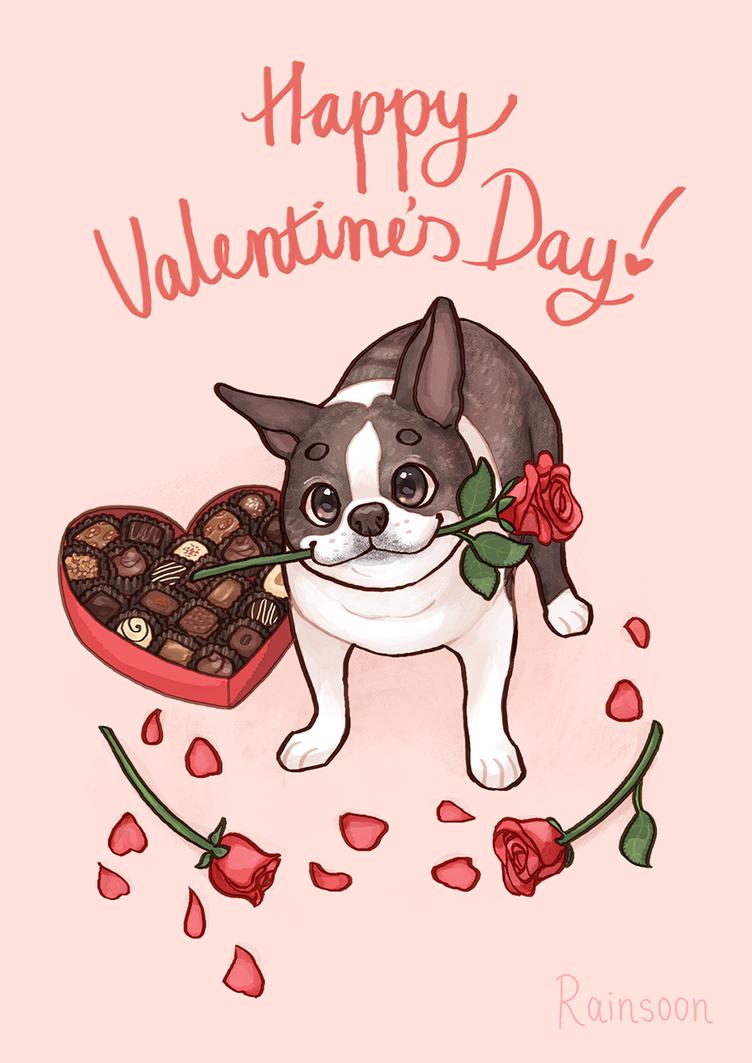Happy Valentine's Day! by Rainsoon