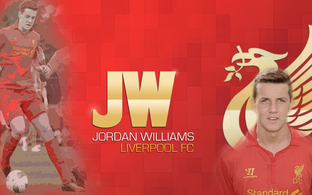 Jordan Williams by GonzalezIsARed
