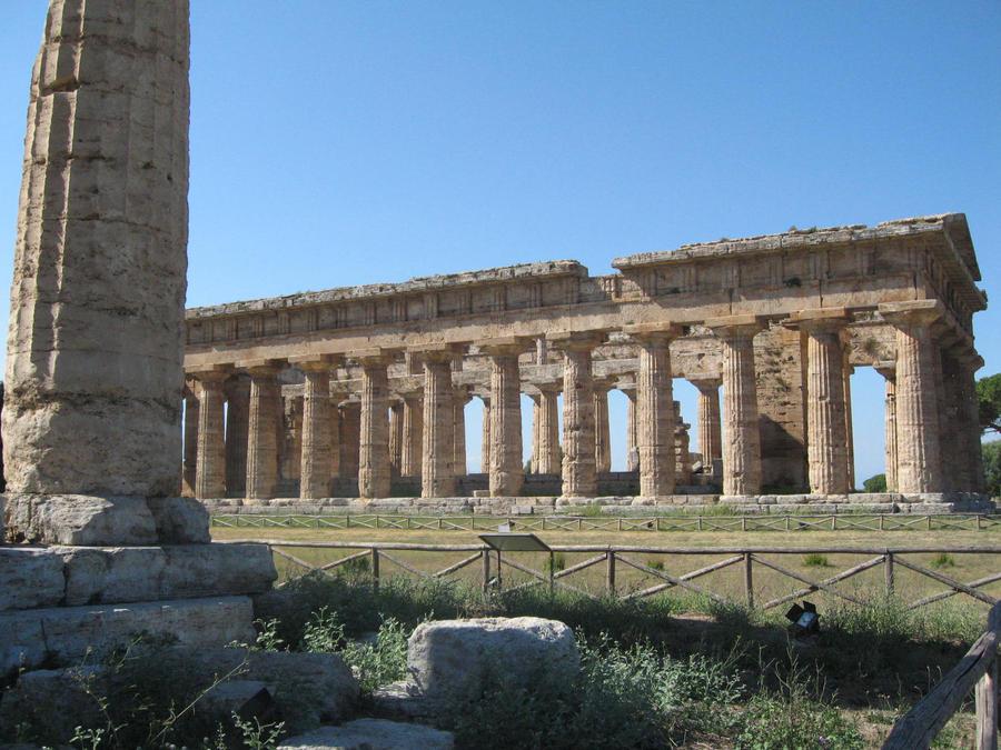 Paestum - Temples