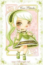 Ice Cream Lolita Coco Pistache by Nailyce