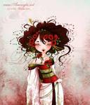 Geisha Coquelicot