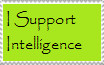 I support Intelligence by Snow22
