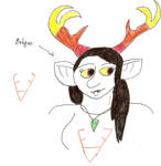 HS Trollsona for Megan by TheDemonDM22