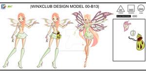 Anasi: Magic Winx - Enchantix