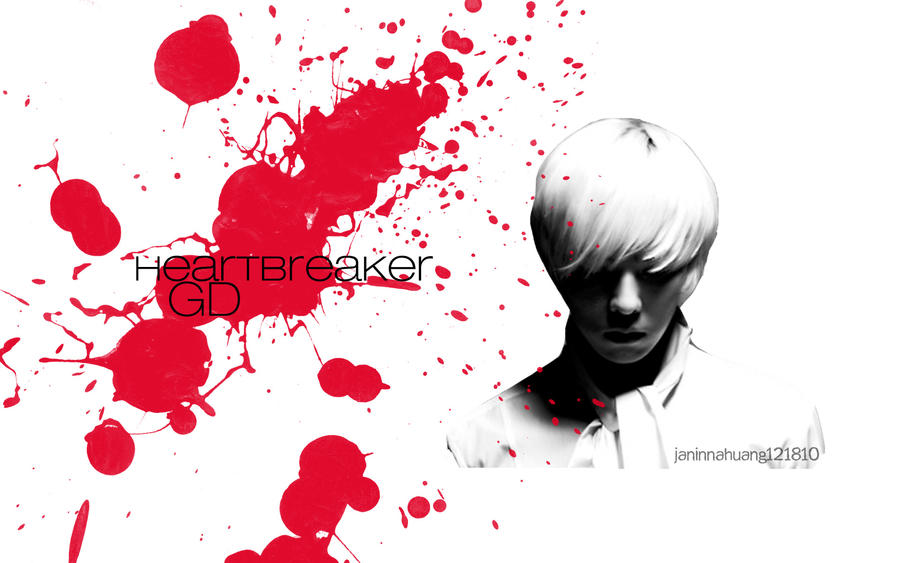G Dragon Heartbreaker Wallpaper heartbreaker gdragon by