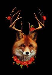 Shaman fox-deer [v1]