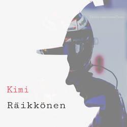 Kimi Raikkonen avatar by KRaikkonen7