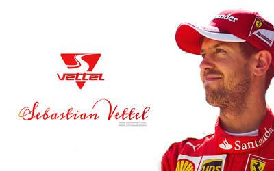 Sebastian Vettel wallpaper #2 by KRaikkonen7